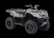 2020 Suzuki KINGQUAD 400ASi Camo & Automatic CVT