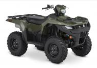 2020 Suzuki KINGQUAD 750AXi Power Steering Automatic CVT