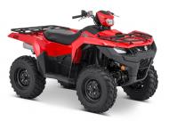 2020 Suzuki KINGQUAD 750AXi Automatic CVT Transmission