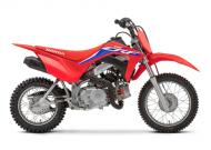 2022 Honda CRF110F 4-Speed Automatic Clutch