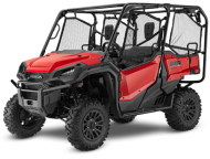 2021 Honda Pioneer 1000-5 DELUXE