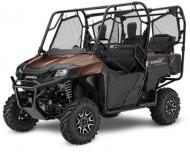 2021 Honda Pioneer 700-4 DELUXE MATTE  BROWN