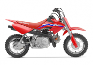 2022 Honda CRF50F 3-Speed Automatic Clutch
