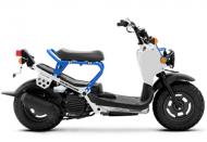 2022 Honda Ruckus White/Blue