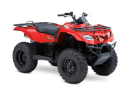 2018 Suzuki KINGQUAD 400ASi Automatic Shift