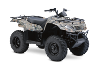 2018 Suzuki KINGQUAD 400ASi Camo & Automatic Shift