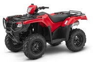 2016 Honda FourTrax Rubicon TRX500FM6 Foot Shift & EPS