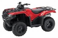 2018 Honda FourTrax Rancher 4x4 TRX420FA2  DCT  EPS