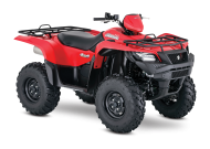 2018 Suzuki KINGQUAD 750AXi Automatic Shift