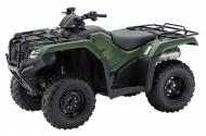 2018 Honda FourTrax Rancher 4x4 TRX420FM1 Foot Shift