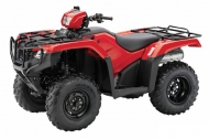 2018 Honda FourTrax Foreman 4x4 TRX500FM1 Foot Shift