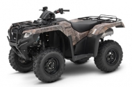2018 Honda FourTrax Rancher 4x4 TRX420FA6 DCT EPS IRS  Camo