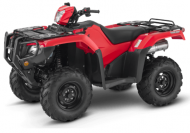 2021 Honda FourTrax Rubicon TRX520FA6 DCT & EPS