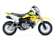 2019 Suzuki DR-Z50L 3-Speed Automatic Clutch