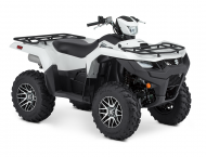 2019 Suzuki KINGQUAD 500ASi Power Steering Special Edition