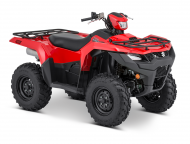 2019 Suzuki KINGQUAD 500AXi Power Streering
