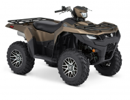 2020 Suzuki KINGQUAD 750ASi Power Steering Rugged package