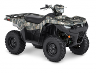 2019 Suzuki KINGQUAD 750ASi Power Steering Camo