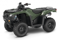 2020 Honda FourTrax Rancher 4x4 TRX420FA5 DCT & IRS