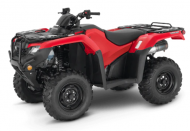 2021 Honda FourTrax Rancher 4x4 TRX420FM1 Manual Shift