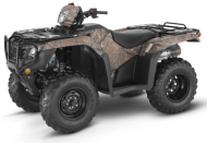 2020 Honda  FourTrax Foreman TRX520FM1 Manual Shift Camo