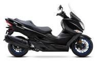 2020 Suzuki Burgman AN400