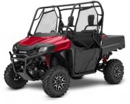 2021 Honda Pioneer 700 DELUXE PEARL RED