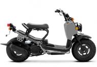 2022 Honda Ruckus Gray