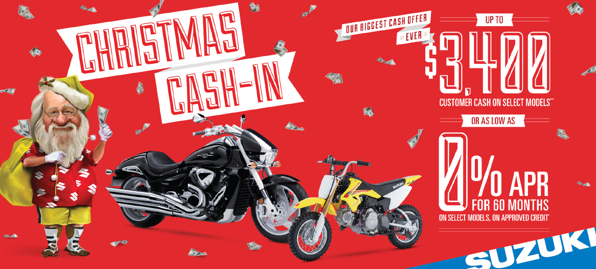 christmas cash in